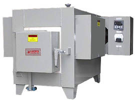 Box Furnace operates up to 2,450°F.