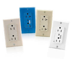 Tamper-Resistant Receptacles have built-in surge protection.