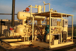 Natural Gas Vapor Recovery Unit promotes compliance, ROI.