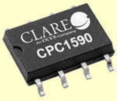 MOSFET Gate Driver Integrated Circuit provides 3,750 Vrms of I/O isolation.