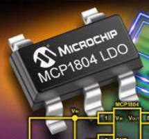 LDOs offer wide input and output voltage ranges.