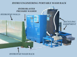 Turf Equipment Wash Rack complies with Clean Water Act.