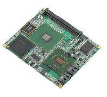 ETX CPU Module features 2 SATA interfaces.