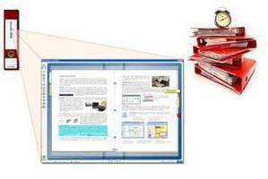 Scanning Software provides personal file management.
