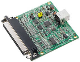 Multifunction USB DAQ Module is suited for testing/lab use.