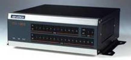 Ruggedized Computers form rail transport fare system.