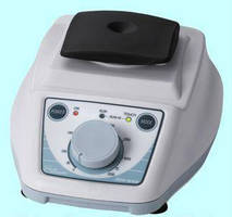 Laboratory Mixers feature touch and continuous operation.