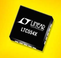 Downconverting Mixers target 3G, 4G wireless basestations.