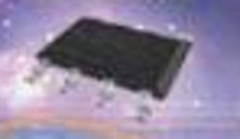 Monolithic Power MOSFET features integrated Schottky diode.