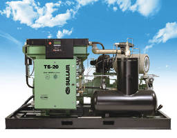Tandem Compressors feature spiral valve technology.