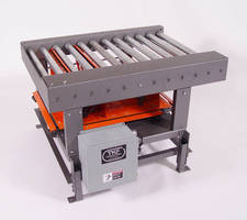 Streamlined Design and Construction Results in Low Maintenance, Quiet Pop-Up Transfer Conveyor