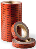 Acrylic Foam Tapes resist 400° F heat and bond permanently.