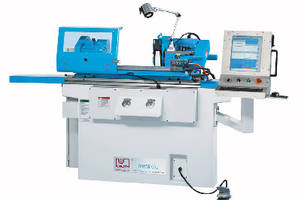 Cylindrical Grinding Machines utilize GPlus 450 CNC control.