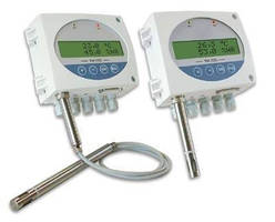Humidity & Temperature Transmitter offers high sensitivity.