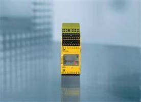 Safety Controller features miniature, 45 mm wide design.