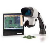 Stereo Microscope integrates high-performance digital camera.