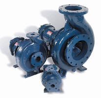 ANSI Centrifugal Pumps offer range of seal options.