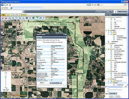 Pipeline GIS Software simplifies entry of maintenance activities.