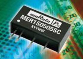 DC/DC Converters maximize regulation/efficiency performance.