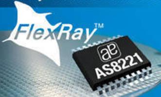 Transceiver is certified to FlexRay(TM) Standard v2.1 Rev B.