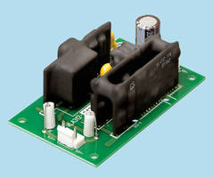 DC-DC Converters operate from rectified 380-480 Vac line.