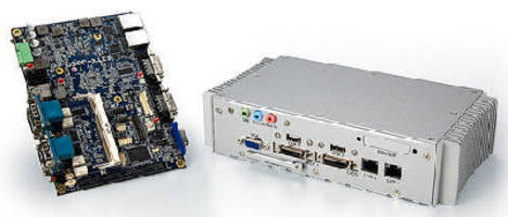Chassis Kit fosters fanless Em-ITX systems development.