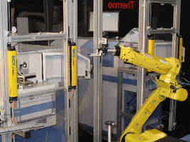 Robotized Spectrometer targets mining and metal industries.