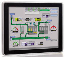 Fanless Touch Panel PC serves as HMI in harsh environments.