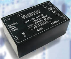 AC/DC Modules combine safety approvals, 78% efficiency.