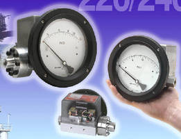 Explosion-Proof DP Switches meet global standards.