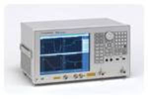 Network Analyzer features frequency range of 5 Hz to 3 GHz.
