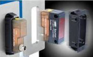 Photoelectric Sensors use frame adapter for installation.