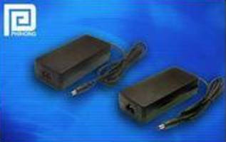 Universal Power Adapters operate above 87% efficiency.