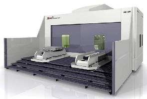 Large-Part HMC Series offers multiple spindle options.
