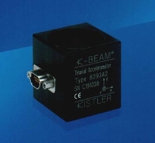 Triaxial Accelerometer makes low frequency measurements.