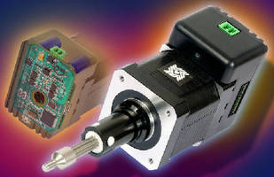 Programmable Linear Actuator features graphic user interface.