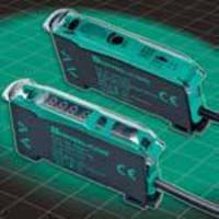 Plastic Fiber Optic Amps can reduce wiring by up to 70%.