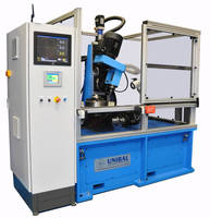 Balancing Machine offers automatic mill correction.