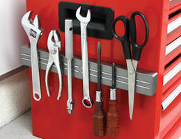 Magnetic Holder helps keep tools organized.