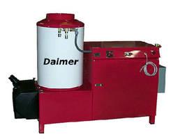 Stationary Steam Pressure Washers facilitate auto detailing.
