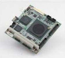 Fanless PC/104 CPU Board consumes less than 7 W.