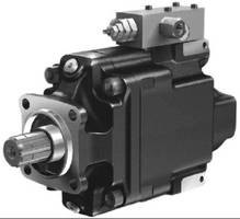 Variable Displacement Truck Pump lowers heat, fuel consumption.