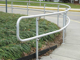 ADA Railing Kits from Hollaender Require No Welding, No Detailed Design Drawings, and Can be Assembled on Site
