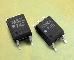 Digital Optocoupler suits signal isolation interfaces.