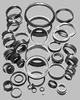 Mechanical Seal Rings and Faces seal liquids and gases.