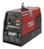 Enclosed-Case Welder can also be used as generator.