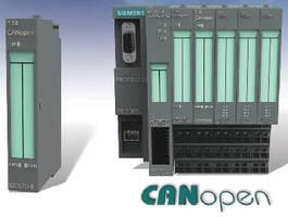 Interface Module endows Siemens' ET200S with CANopen support.