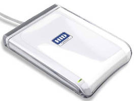Smart Card Reader can be used in hygienic environments.