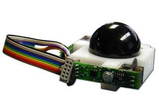 Electro-Optical Encoders enable high-reliability trackballs.