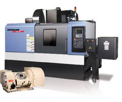 Vertical Machining Centers offer 5-axis capability.
